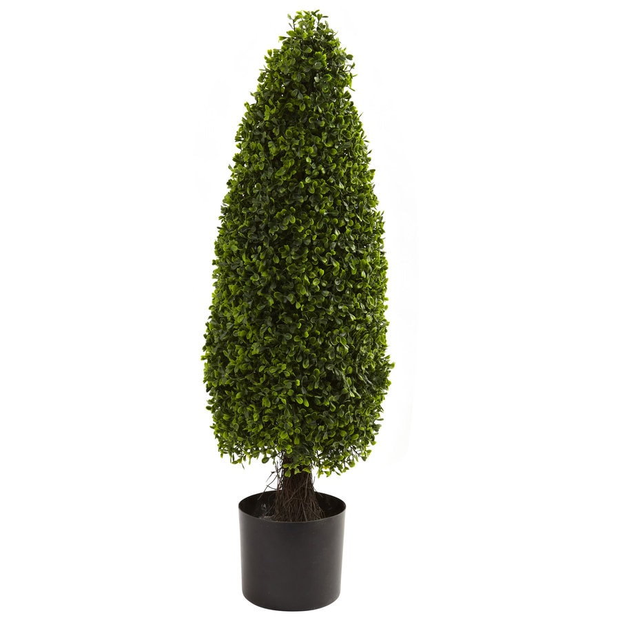 Nearly Natural 36-in Green Silk Tree