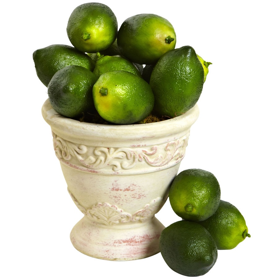 Nearly Natural 3-in Green Fruit