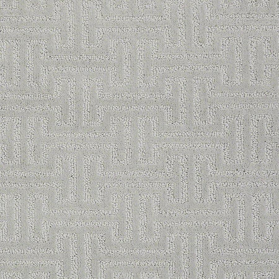 STAINMASTER Belle PetProtect Lady Cut and Loop Carpet Sample