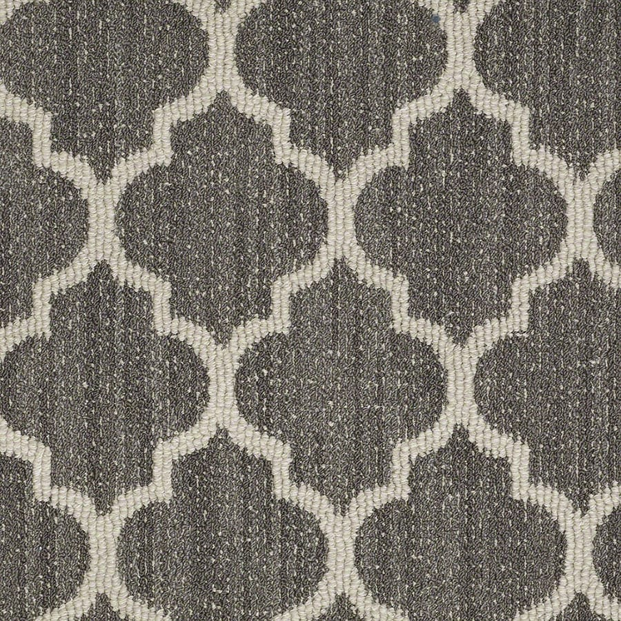 STAINMASTER Rave Review Active Family Chateau Berber Carpet Sample