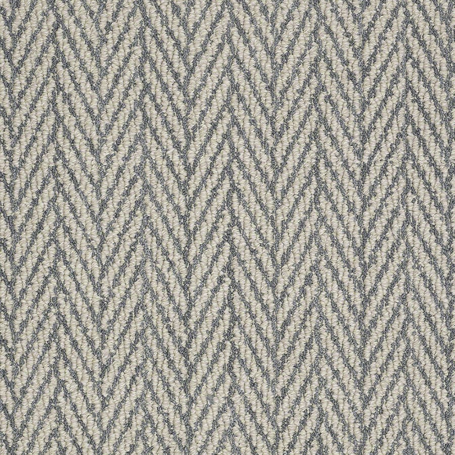 STAINMASTER Apparent Beauty Active Family Bay Of Hope Berber Carpet Sample