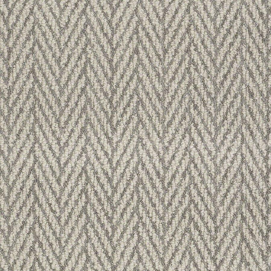STAINMASTER Apparent Beauty Active Family Landmark Berber Carpet Sample