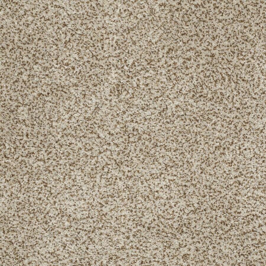 STAINMASTER Private Oasis III Trusoft Solarius Plus Carpet Sample