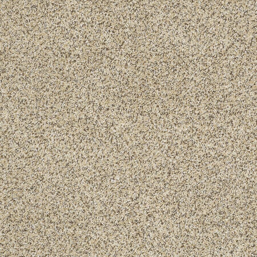 STAINMASTER Private Oasis IV Trusoft Bordeaux Plus Carpet Sample