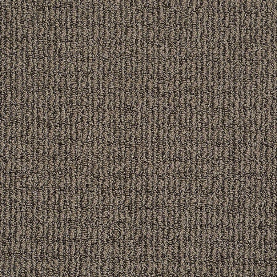 STAINMASTER Uneqivocal Trusoft Iron Age Berber Carpet Sample