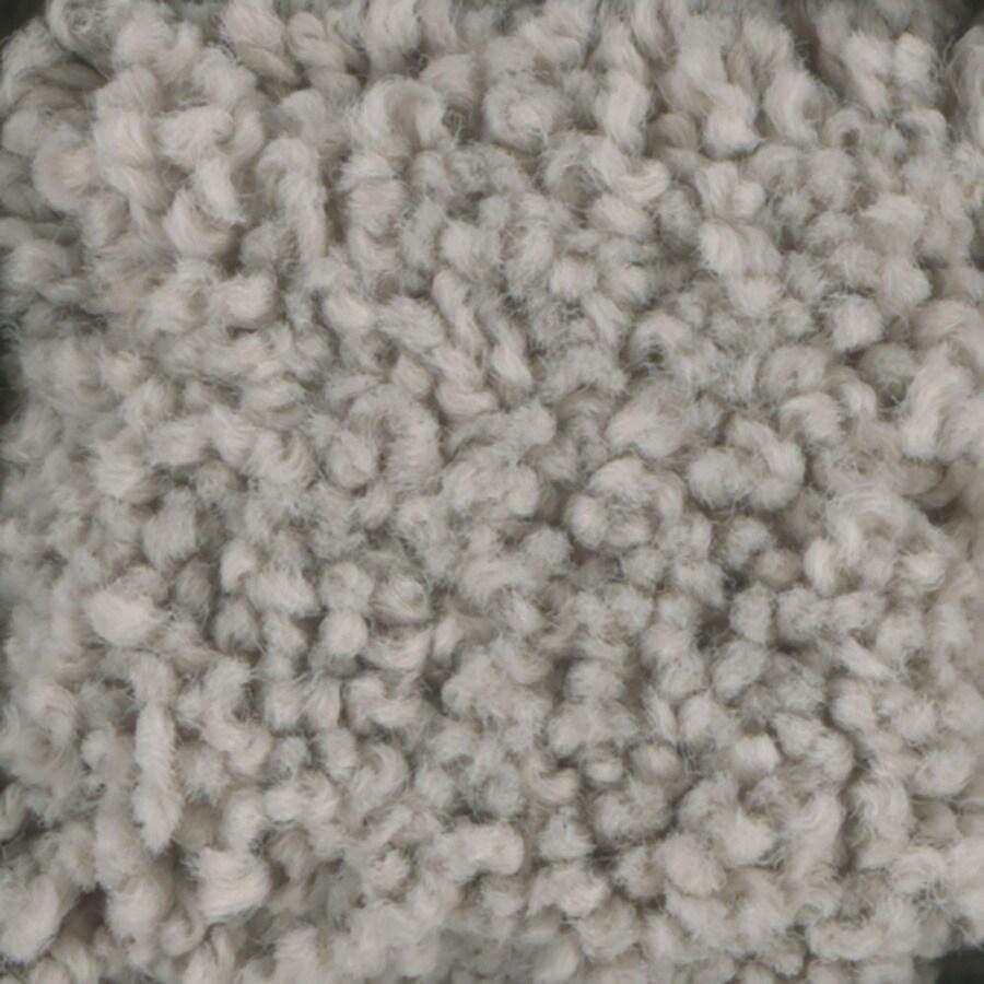 STAINMASTER Subtle Beauty Trusoft Parchment Plus Carpet Sample
