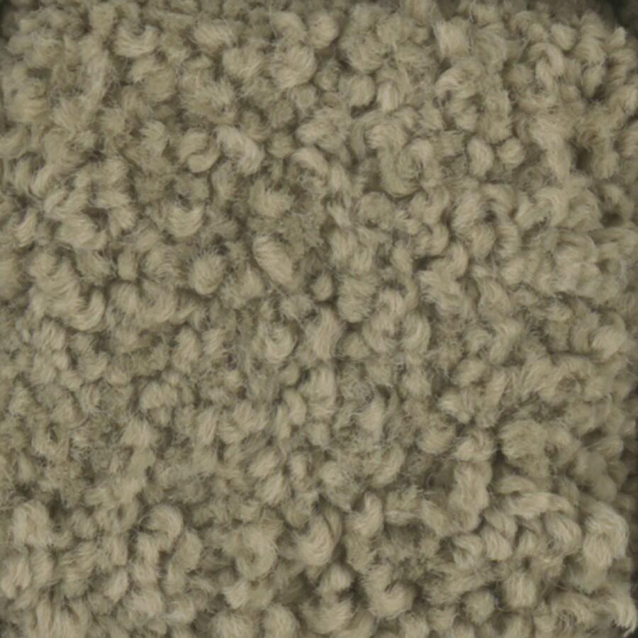 STAINMASTER Subtle Beauty Trusoft Celery Plus Carpet Sample