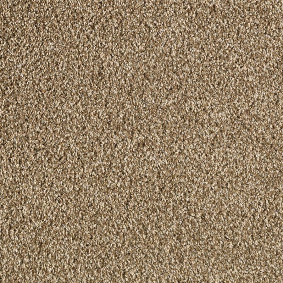 STAINMASTER Seabourne Active Family Doubloon Frieze Carpet Sample