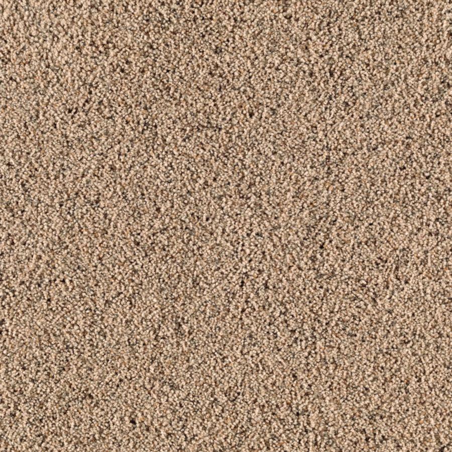 STAINMASTER Renewed Style III Essentials Wild Oats Frieze Carpet Sample