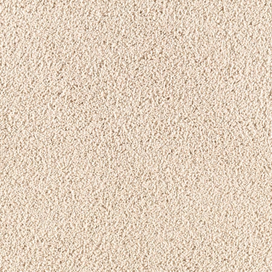 STAINMASTER Renewed Touch II Essentials Like Linen Plus Carpet Sample