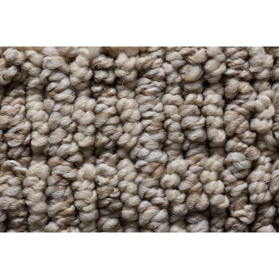 STAINMASTER Sojourn Active Family Downstream Berber Carpet Sample