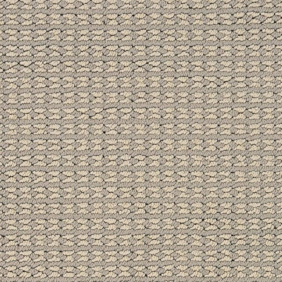 STAINMASTER Secret Dream PetProtect Moon Flower Berber Carpet Sample