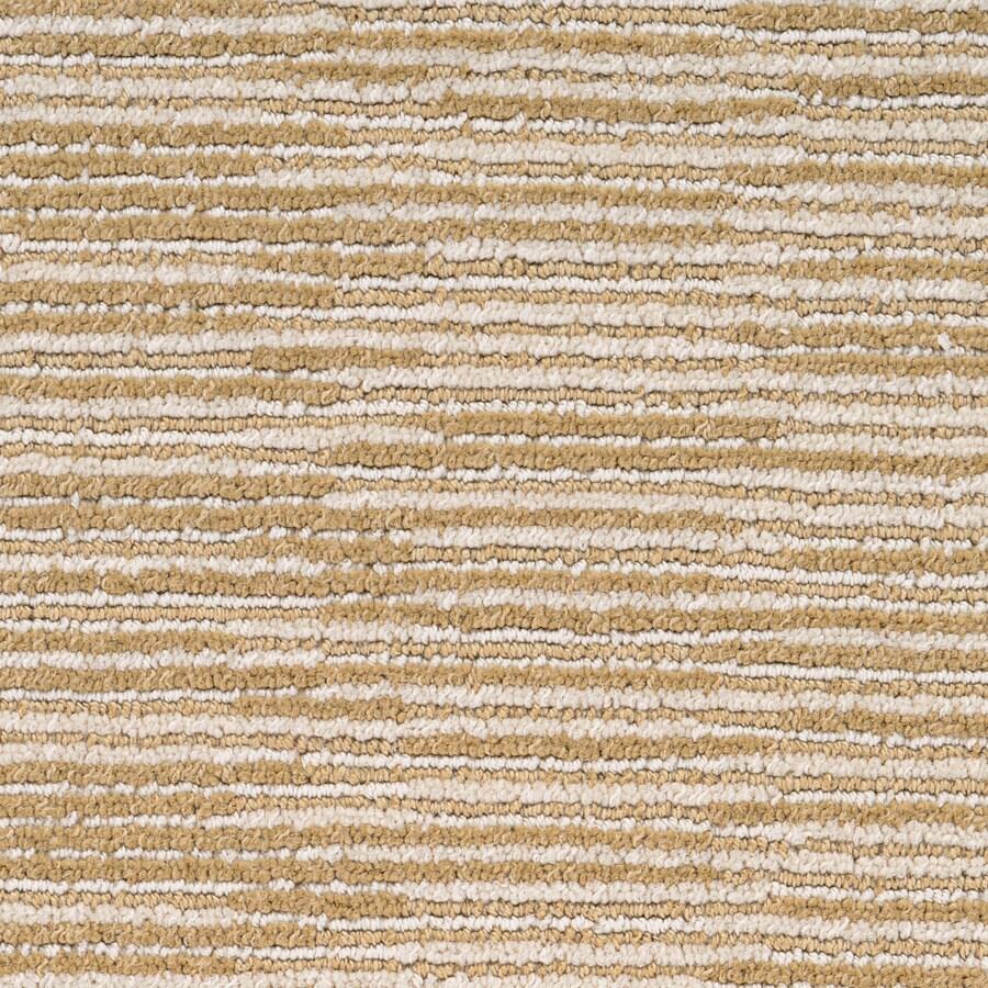 STAINMASTER Plantation Cove PetProtect Canvas Cut and Loop Carpet Sample