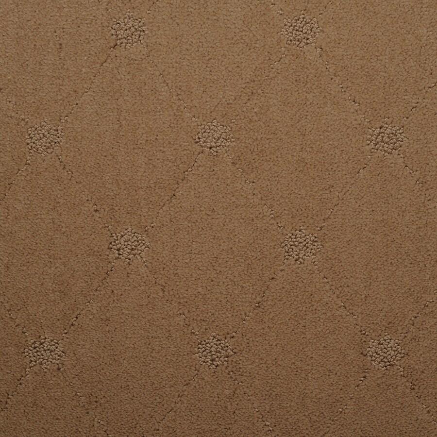 STAINMASTER Hunts Corner TruSoft Adair Cut and Loop Carpet Sample