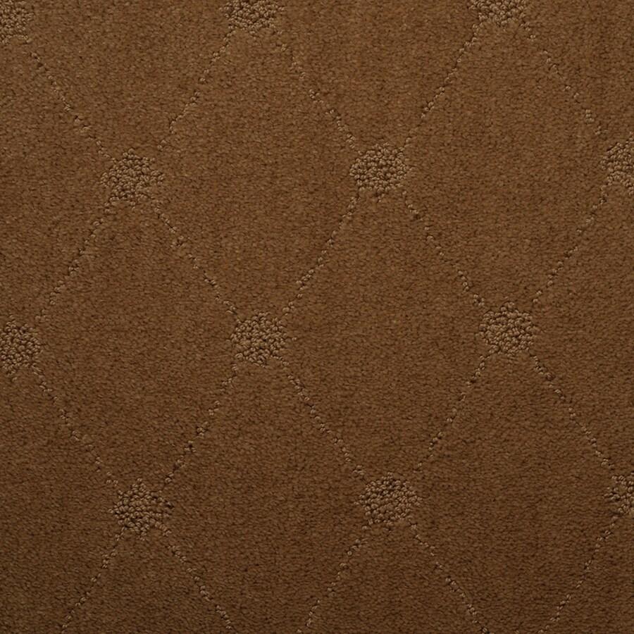 STAINMASTER Hunts Corner TruSoft Endless Cut and Loop Carpet Sample