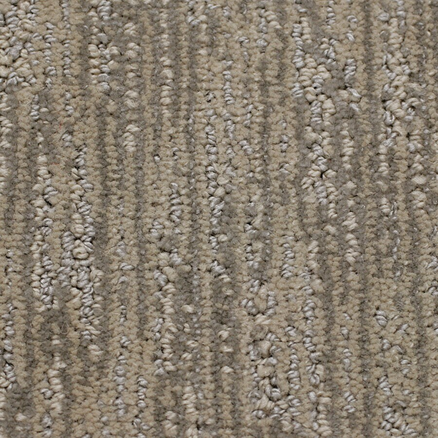 STAINMASTER Imagination Essentials Sand Dunes Cut and Loop Carpet Sample