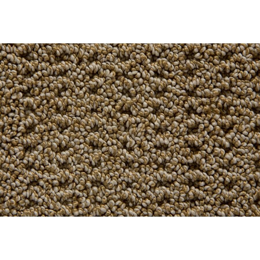 STAINMASTER Merriment TruSoft Wheatland Berber Carpet Sample