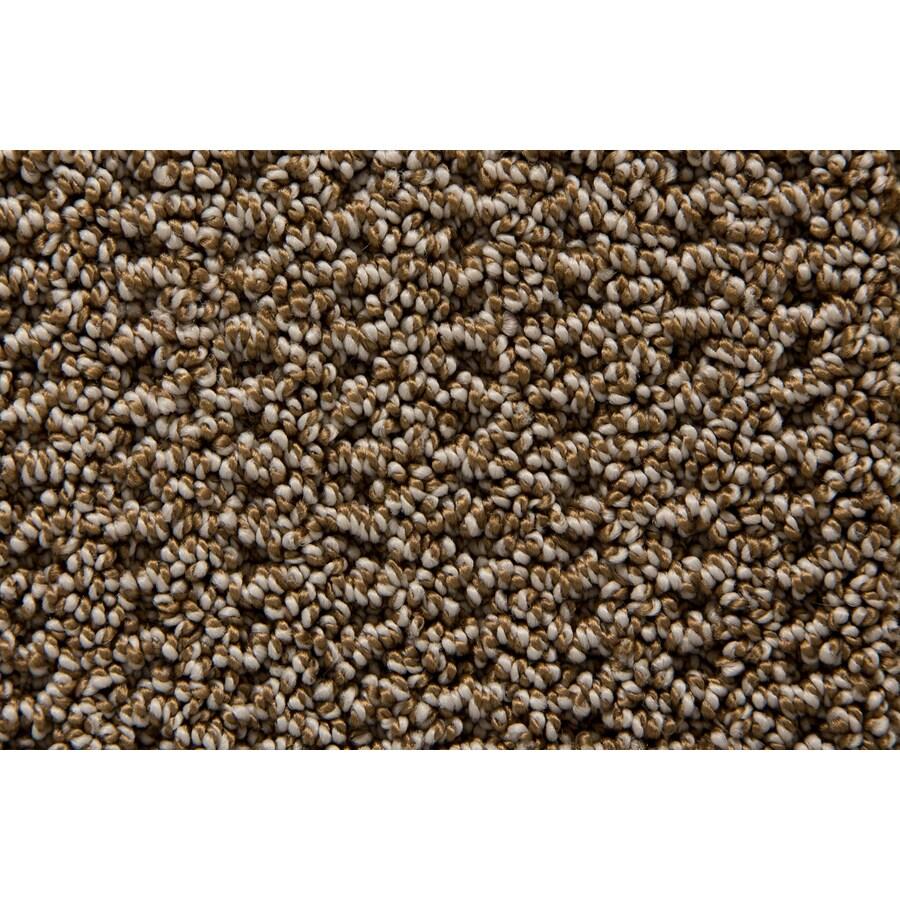 STAINMASTER Merriment TruSoft Stonehenge Berber Carpet Sample