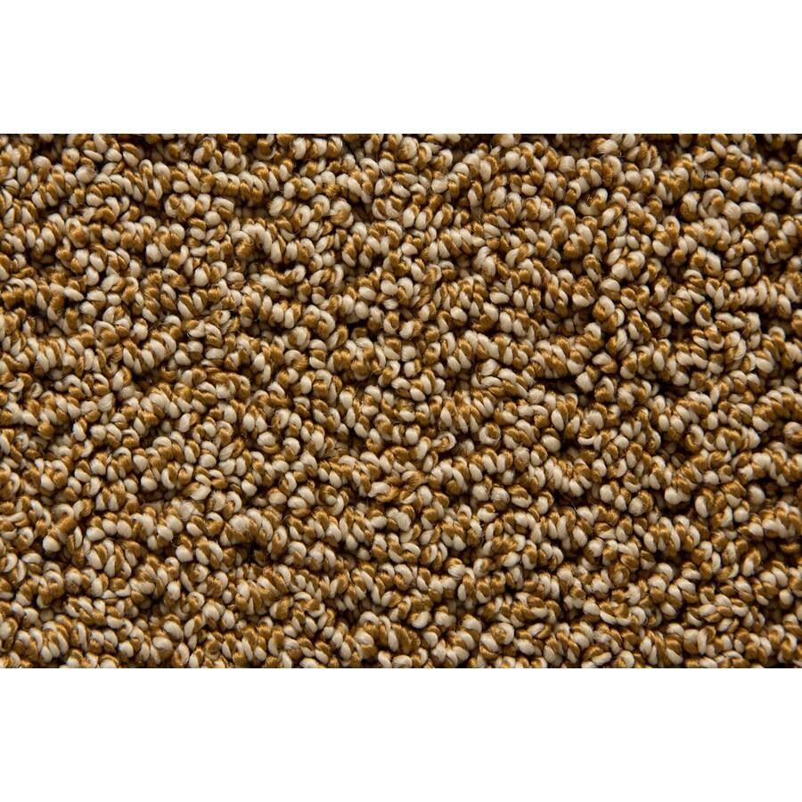 STAINMASTER Merriment TruSoft Woodbark Berber Carpet Sample