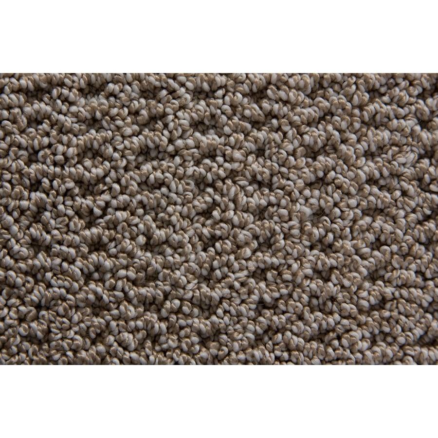 STAINMASTER Merriment TruSoft Flannel Berber Carpet Sample