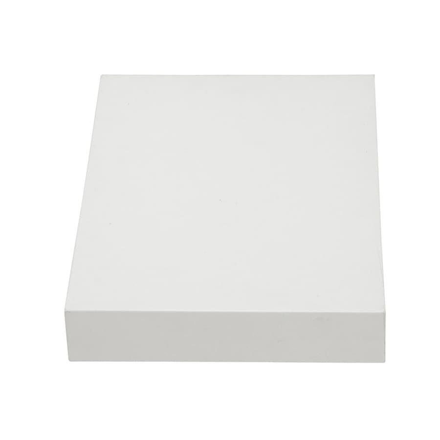 DECOLAV Cameron Modular White Quartz Bathroom Vanity Top (Common: 19-in x 22-in; Actual: 15-in x 22-in)