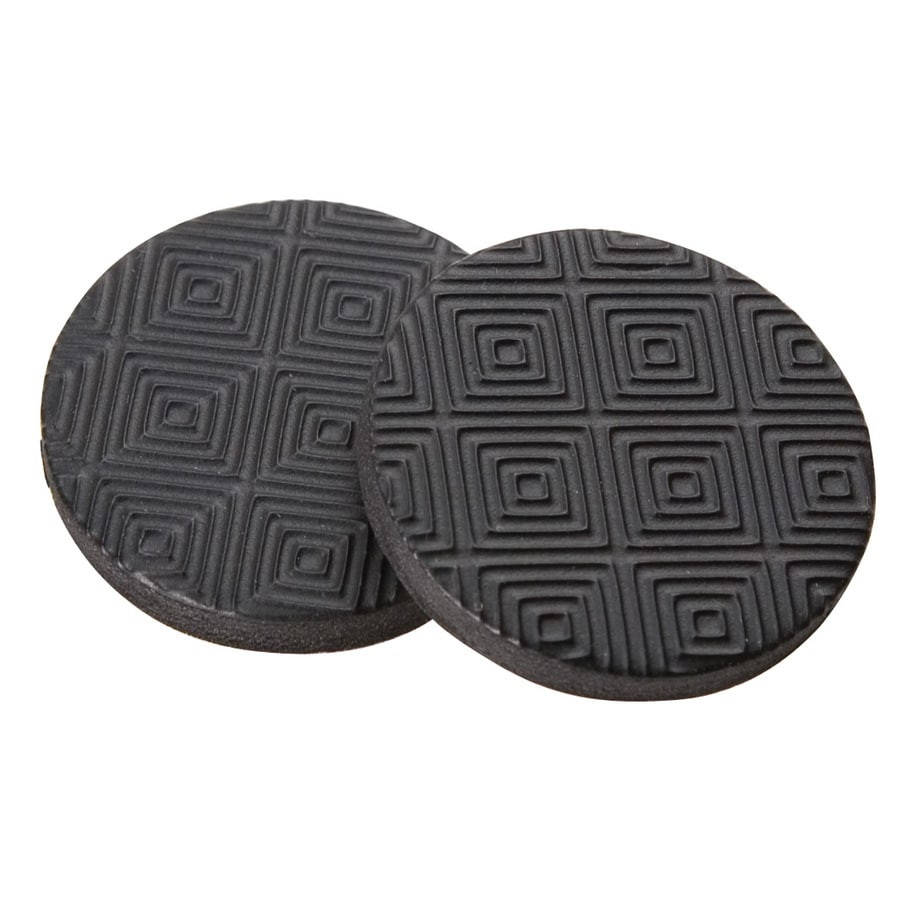 SoftTouch 16-Pack 1-in Round Rubber Gripper Pads