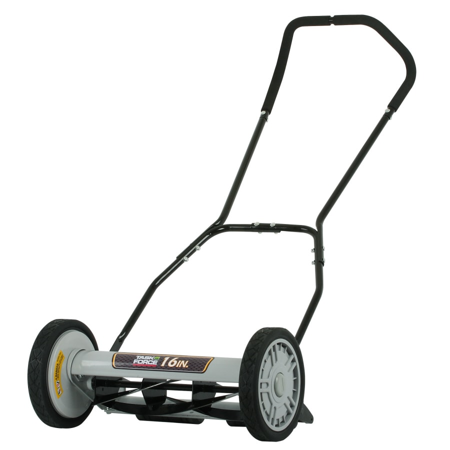 Task Force 16-in Reel Lawn Mower