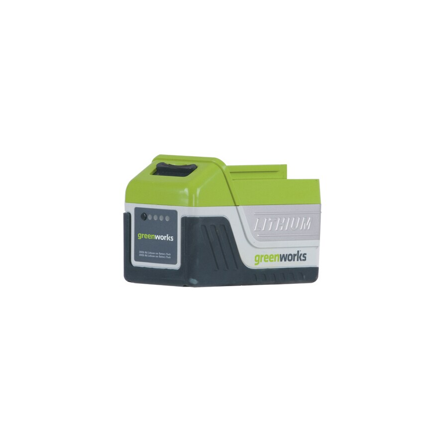 Greenworks 20-Volt Max 5-Amp Hours Power Tool Battery