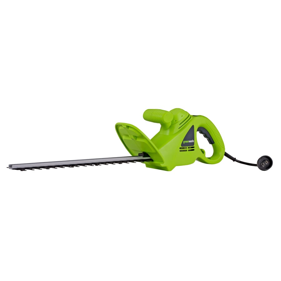 Greenworks 2.7-Amp 18-in Corded Electric Hedge Trimmer