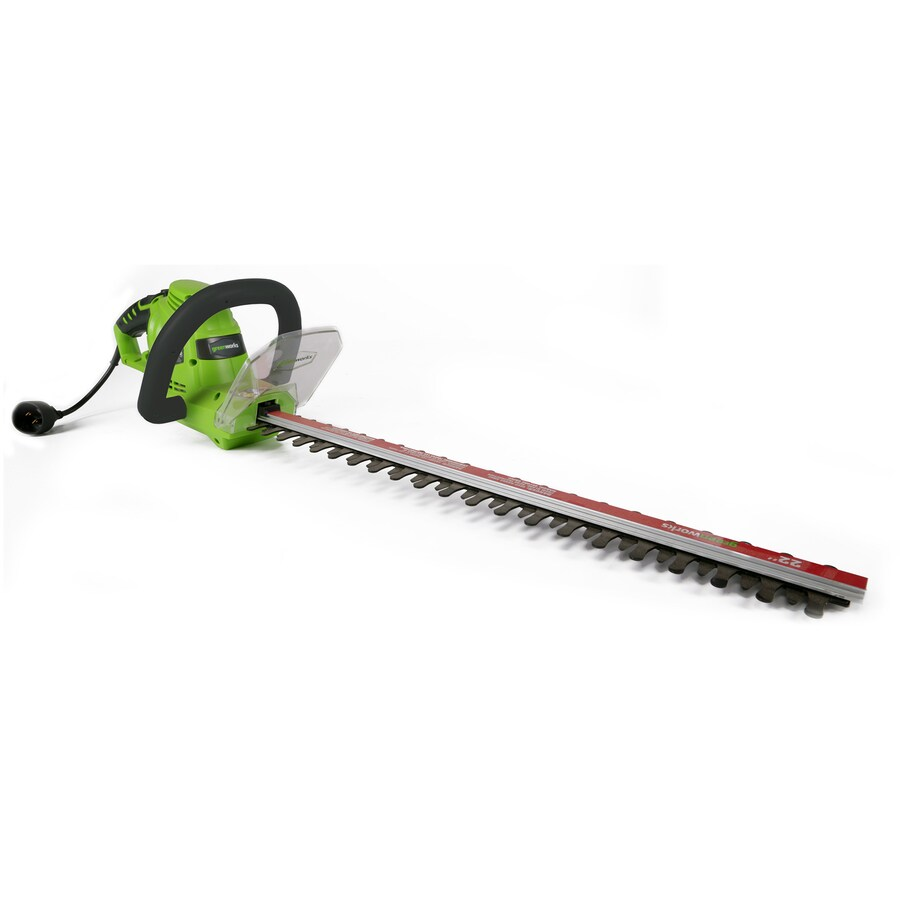Greenworks 4-Amp 22-in Corded Electric Hedge Trimmer