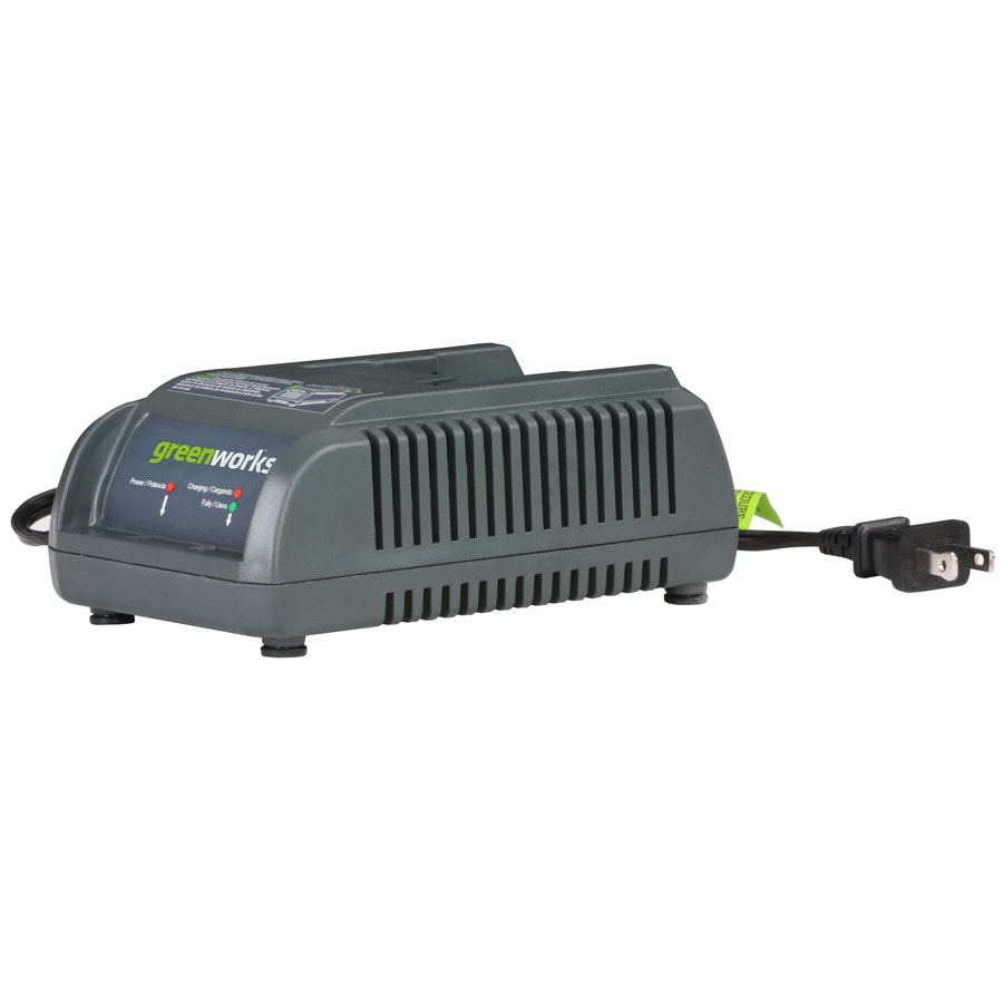 Greenworks 20-Volt Charger