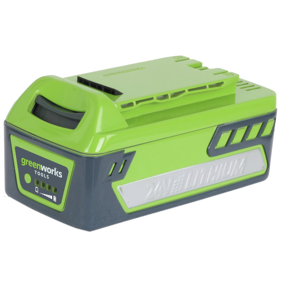 Greenworks 24-Volt 4-Amp Farm Equipment Battery