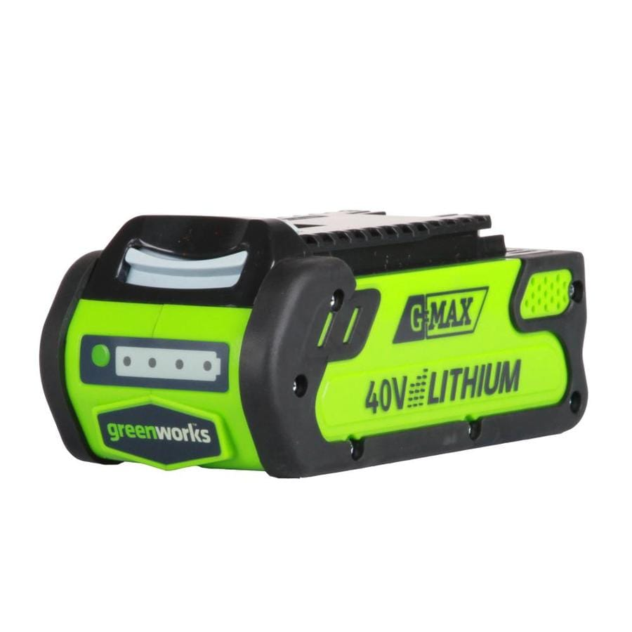 Greenworks 40-Volt 2.0-Amps Rechargeable Lithium Ion (Li-Ion) Cordless Power Equipment Battery