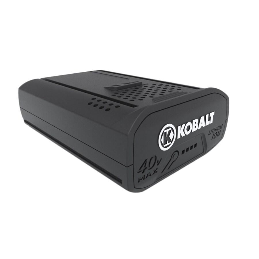 Kobalt 40-Volt 2.0-Amps Rechargeable Lithium Ion (Li-Ion) Cordless Power Equipment Battery