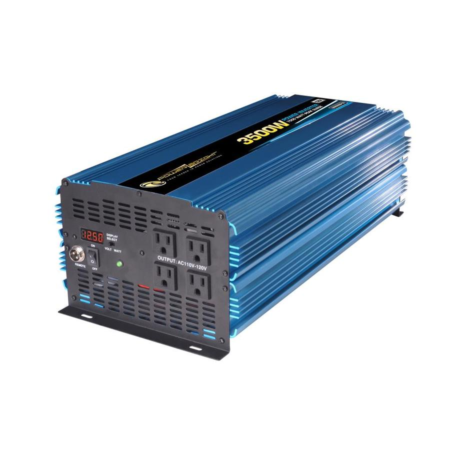 Shop Power Bright Power Inverter At Lowes Com