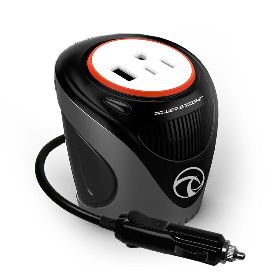 Power Bright 180-Watt Power Inverter