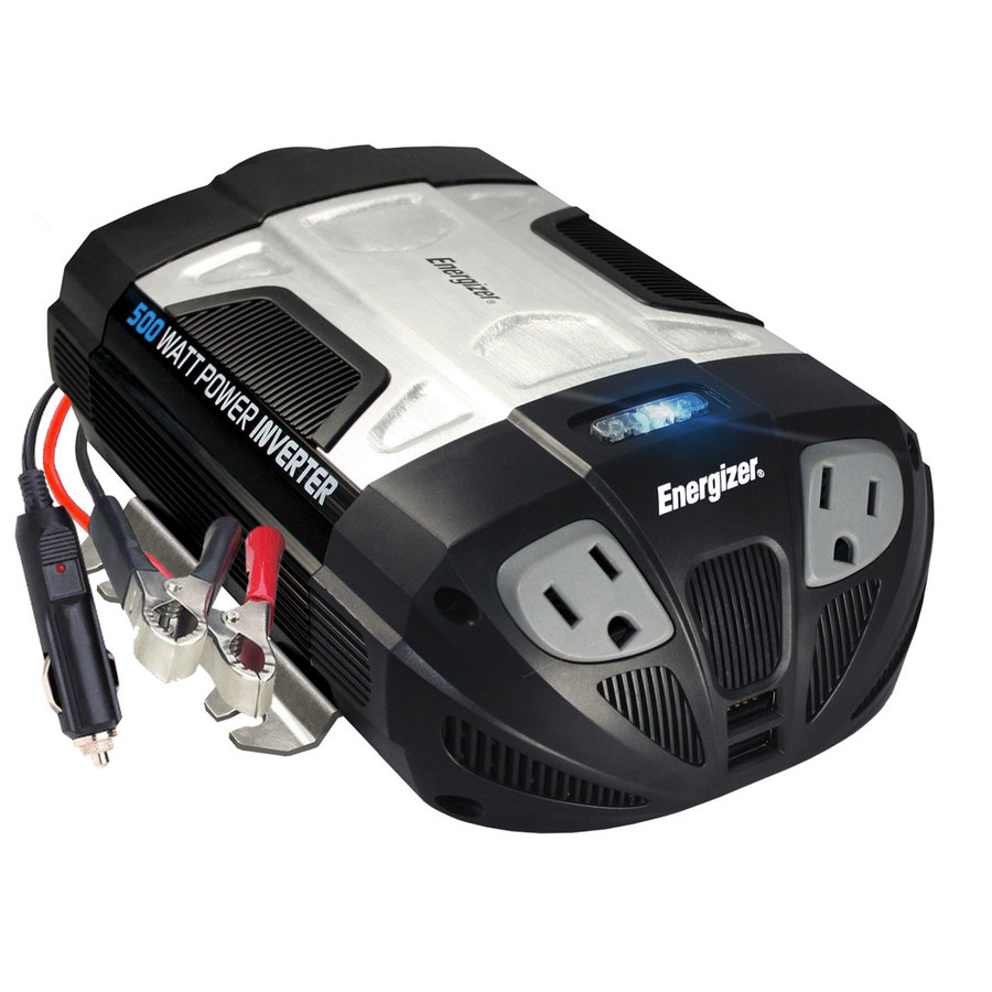 Energizer 500-Watt Power Inverter