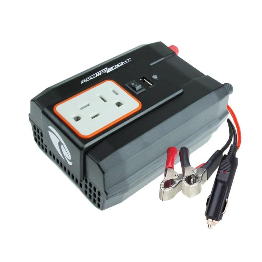 Shop Power Bright 400-Watt Power Inverter at Lowes.com