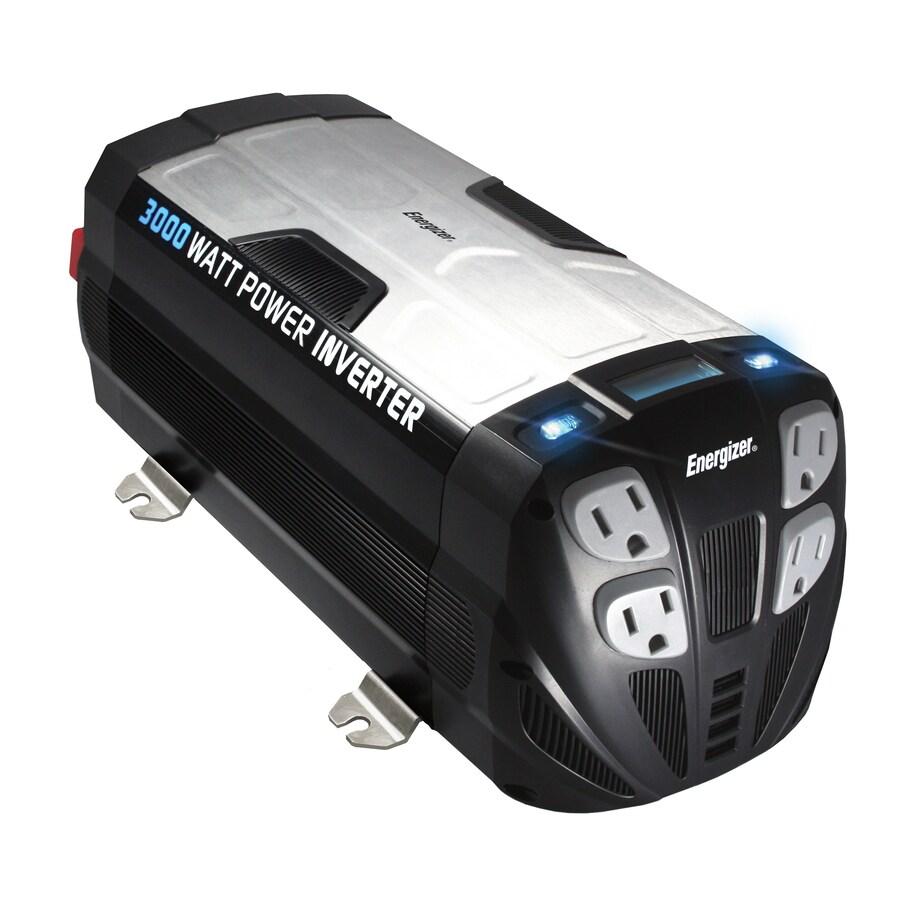 Energizer 3,000-Watt Power Inverter