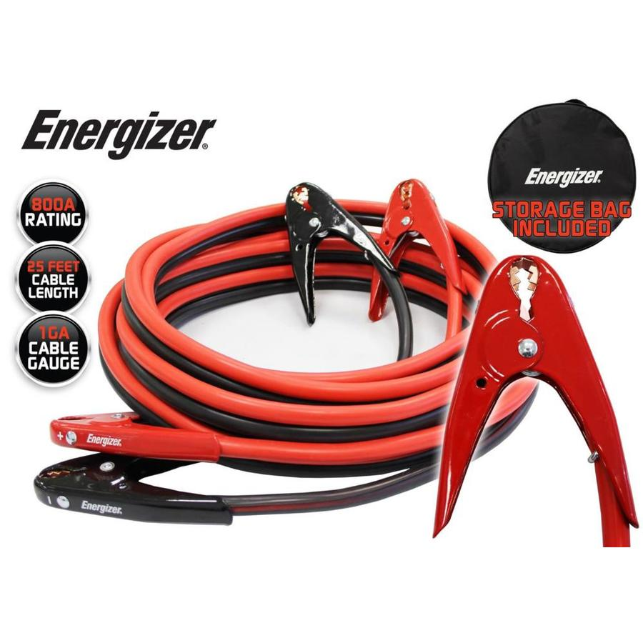 Energizer Jumper Cables