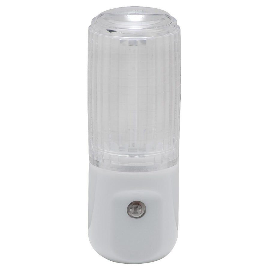 Style Selections Color Changing LED Night Light with Auto On/Off