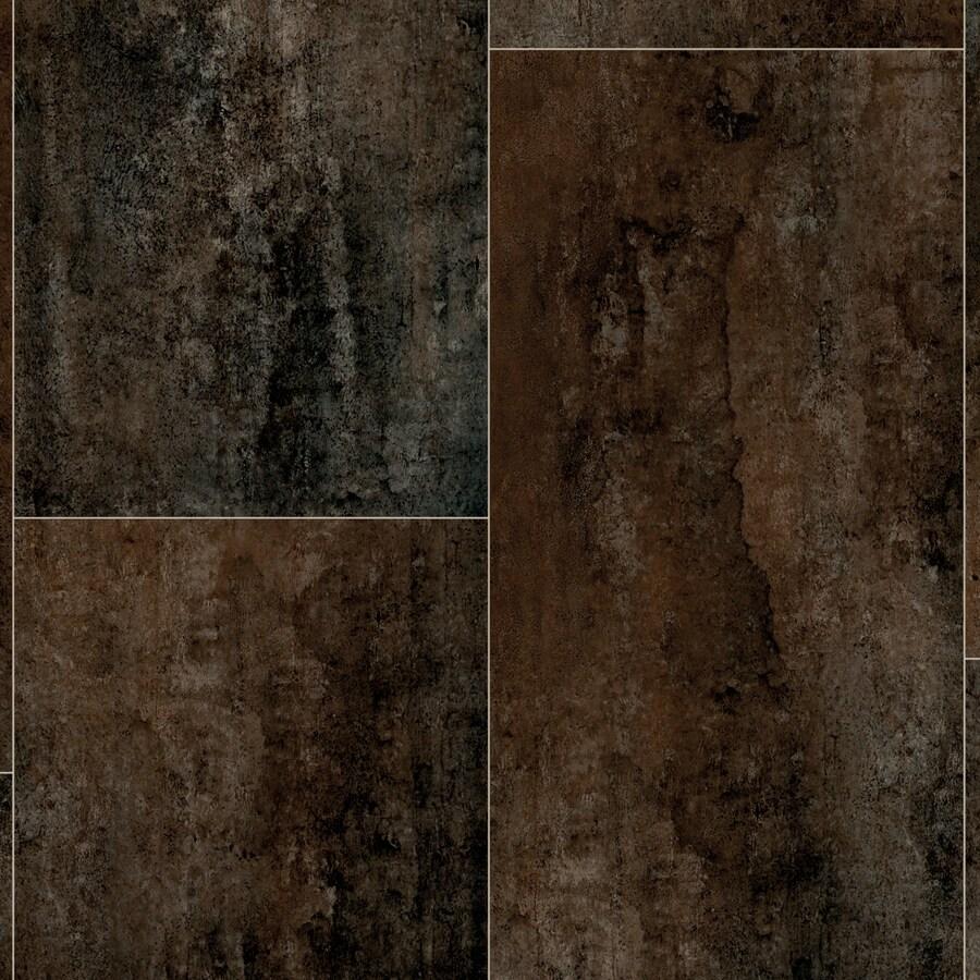 IVC 13.167-ft W Challenger 993 Stone Low-Gloss Finish Sheet Vinyl