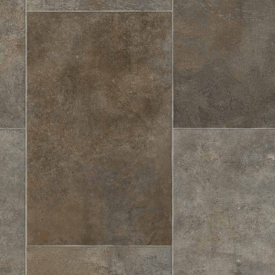 IVC 13.167-ft W Branford 593 Stone Low-Gloss Finish Sheet Vinyl