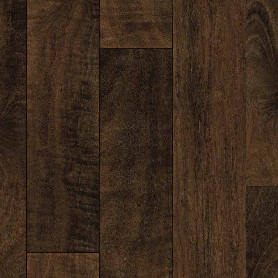 IVC 13.167-ft W Koala 749 Wood Low-Gloss Finish Sheet Vinyl