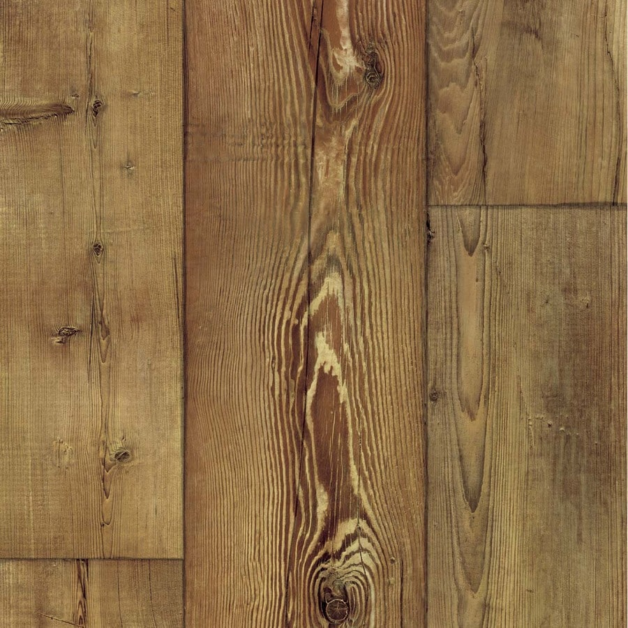 IVC 13.167-ft W Arizona 845 Wood Low-Gloss Finish Sheet Vinyl