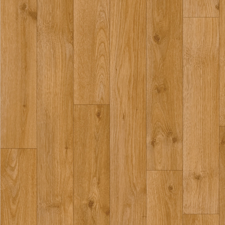 IVC 13.167-ft W Nice 752 Wood Low-Gloss Finish Sheet Vinyl