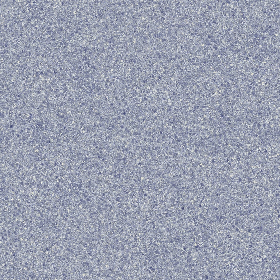 IVC 13-ft 2-in W Planet Marble Light Blue All Over Pattern Low-Gloss Finish Sheet Vinyl