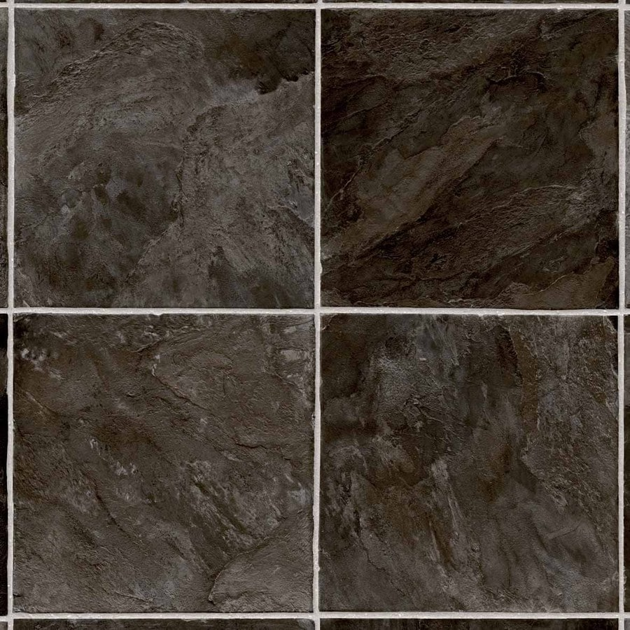 IVC 13.167-ft W Condor 996 U Stone Low-Gloss Finish Sheet Vinyl