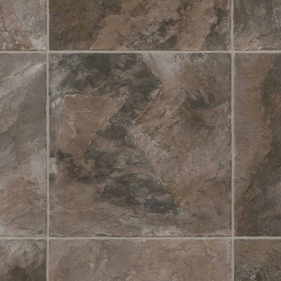 IVC 13.167-ft W Colorado 943 U Stone Low-Gloss Finish Sheet Vinyl