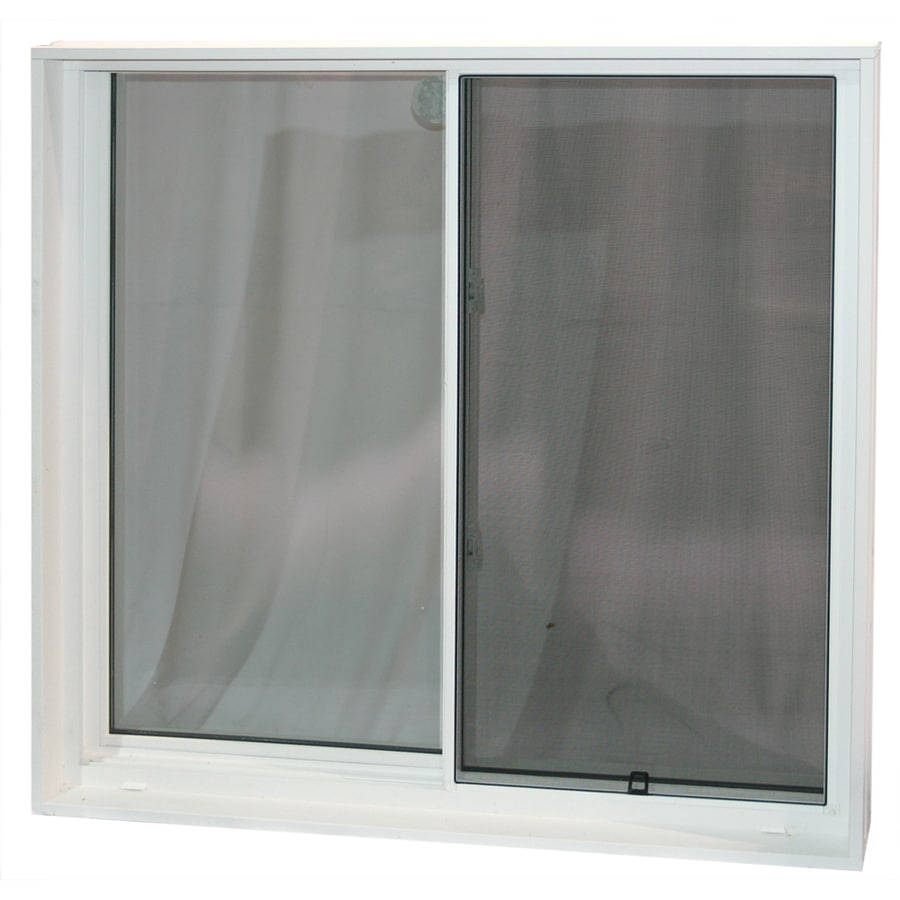 Wellcraft 48.5-in x 48.5-in Double Pane Double Strength Square New Construction Egress Window